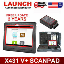 LAUNCH X431 ScanPad OBD2 EOBD Automotive Diagnostic Scan Tool Tablet as PRO MINI