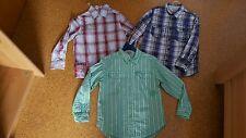 3 Esprit s.oliver u. Tom Tailor Hemden Gr. 116/122 neuwertig