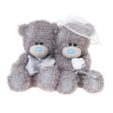 "Me To You Tatty Teddy Bear 5"" X 2-Boda Novia & Novio Peluche"