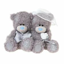 "Me to You Tatty Teddy Bear 5"" x 2 - Wedding Bride & Groom Plush"