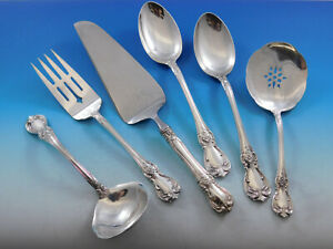 Old Master by Towle Sterling Silver Essential Serving Set Large Hostess 6 pieces