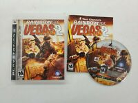 PlayStation 3 Rainbow Six Vegas 2 PS3 Video Game Free Fast Shipping