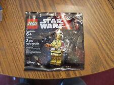 Lego Star Wars C-3PO Force Awakens kit Disney Promo 5002498