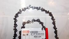 "1  91PX063G Oregon 18"" S63 chainsaw saw chain 3/8 LP .050 63 DL 383333"