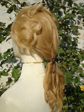 perruque d'homme style XVIII   -  gents 18 th c style real hair whig