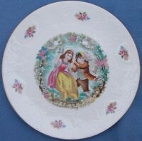 Valentines Day Plate in original Box with Certificate Royal Doulton  * 1979