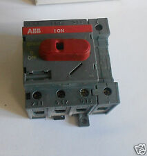 ABB charge Disjoncteur Interrupteur Pièce No 1SCA022352R7680