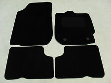 Dacia Duster 2013-on Fully Tailored Deluxe Car Mats in Black