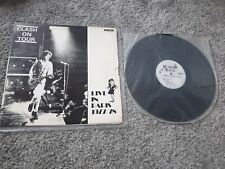"""The Clash """"Live In Paris"""" Very Good Condition"""