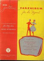 Heinz Munsonius - Das goldene Tanzalbum für die Jugend Band 5