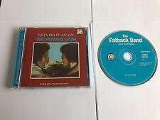 Lets Do It Again ~ Fatback Band  CD - MINT 5026389102024