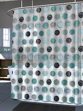 Splash IOTA Vinyl Peva Shower Curtain 70x72  New