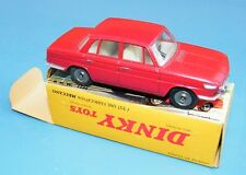 Frenh Dinky Toys 534 BMW 1500 Red MIVNMB!!!  From an old stock!!
