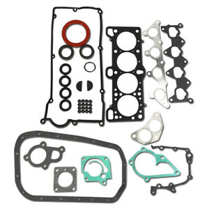 Full Gasket Set Complete Set To Suit Mazda 323 E-Series 1979-1981 1.4L #GE542S