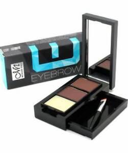 MN Pro Eye Series Eyebrow Powder + Wax Palette