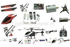 Ersatzteile RC Helikopter BUZZARD mit LCD Fernsteuerung 4 Kanal 2.4 GHz