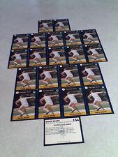 *****Mark White*****  Lot of 21 cards / Georgia Tech