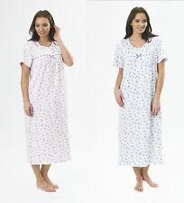 Cotton T-Shirt Floral Lingerie & Nightwear for Women