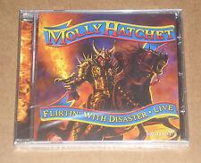 MOLLY HATCHET - FLIRTIN' WITH DISASTER LIVE - CD SIGILLATO (SEALED)
