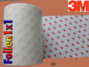 278€/qm 3M SGH6 Lackschutz Folie hochtransparent versiegelt 30 x 15,4 cm 210 µm