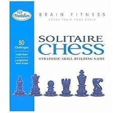 Solitaire Chess - Brain Fitness : Strategic Skill Building Game (2013, Game)