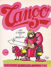 * TANGO - Raccolta Completa Numeri 1-10 - L'Unità 1985