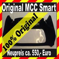 Original  Neu MCC Smart For2 ForTwo 450 Verdeck Cabrio Heckteil + Heckscheibe