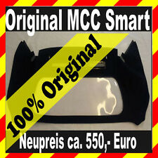 ORIGINAL MCC SMART for2 Fortwo 450 Capot CABRIOLET partie arrière + lunette NEUF