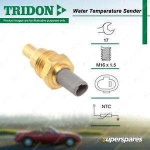 Tridon Water Temperature Sender for Toyota Supra Tarago Townace 4 Runner Estima
