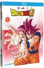 Blu Ray Dragon Ball Super Vol. 01 (2 Blu-Ray) NUEVO