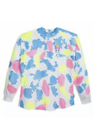 NWOT Disney Parks Stitch Summer Splash Ohana Spirit Jersey LARGE