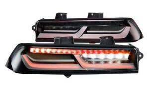 2014-2015 Chevrolet Camaro: Morimoto XB LED Tail Lights