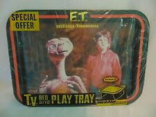 E. T. Movie The Extra- Terrestrial Vintage T V Bed Tray Fold Out Legs New