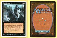Black Knight (Summer Magic (Edgar)) MTG *CCGHouse* Magic
