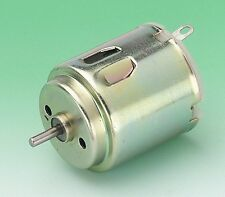 5 x RE260 Medium Torque Miniature Motor for Model / Educational Use With Clips