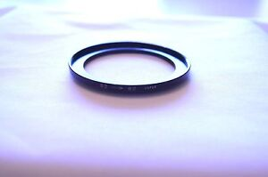 Generic 52 mm to 62 mm Metal Step-Up Ring Made in Japan (R2-66)
