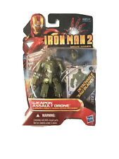 Iron Man 2 Movie Series Weapon Assault Drone Number #16