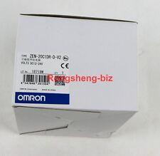 OMRON ZEN-20C1DR-D-V2 ZEN20C1DR-DV2 PLC NEW IN BOX