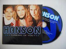 HANSON : THINKING OF YOU [ CD SINGLE PORT GRATUIT ]