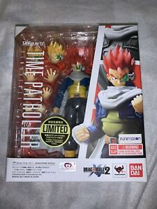 Bandai S.H. Figuarts Time Patroller Xenoverse Edition Dragon Ball