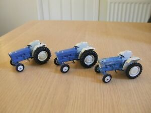 Britains farm Ford 6600 & 5000 tractors *spares or repairs*