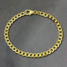 Pulseras de joyería de metales preciosos sin piedras de oro amarillo de no aplicable no aplicable