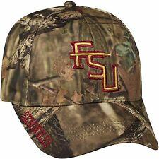 Florida State Seminoles FSU Seminoles Mossy Oak Camo Hat - NEW - NWT