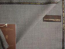 Vitale BARBERIS CANONICO SUPER 110'S Lana Suiting Tessuto Made in Italy - 3.4 M.
