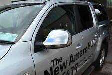 Miroir Housses pour Volkswagen VW Amarok 2010-2016 4x4 Accessoires Acier Chrome
