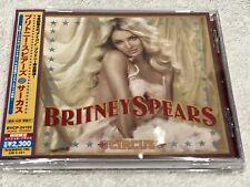 Low start! Japan Japanese CD Album VGC + Obi Britney Spears Circus + Bonus Track