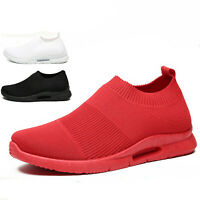 Women's Sneakers Casual Sports Running Tennis Shoes Breathable Trainers Walking