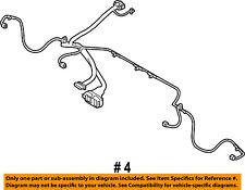 FORD OEM 09-14 F-150 Trailer Hitch-Rear Bumper-Wire Harness 9L3Z15A416B