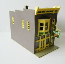 Melissa's East Side Deli Lighted Building Walthers Electric Trains O Gauge