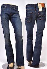 Levi's Uomo Jeans 527 taglio bootcut 38 lunghezza 32 (us) Explorer